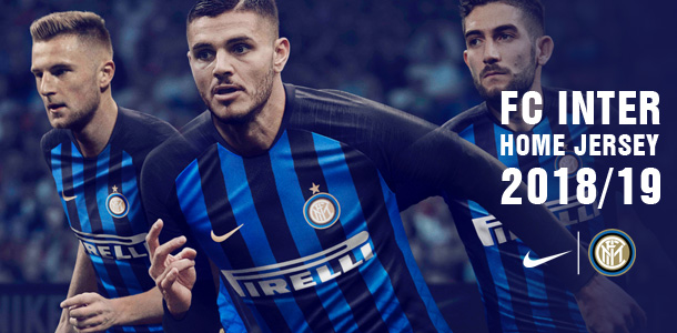 Inter Home Jersey 2019
