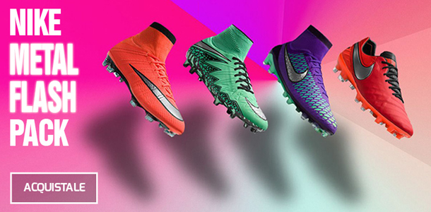 Nike Metal Flash