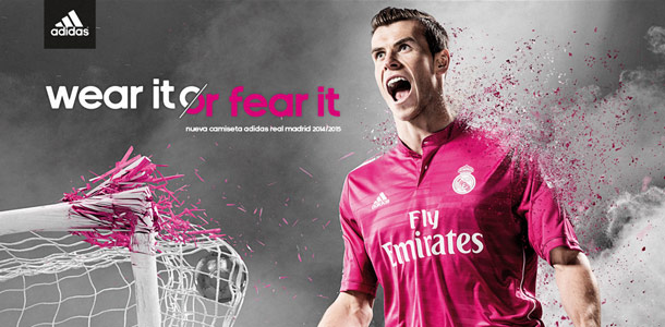 Real Madrid Away 2014/15
