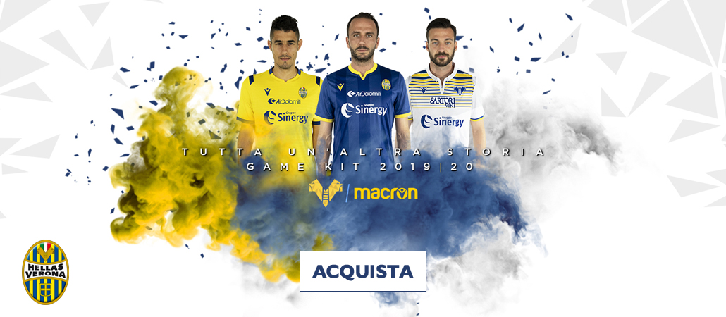 Hellas Verona Home Kit 2020
