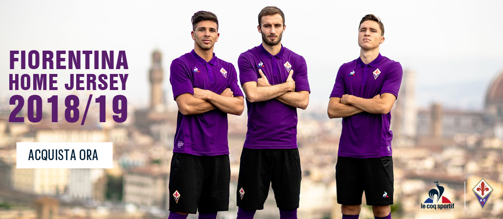 ACF Fiorentina Home kit 2019