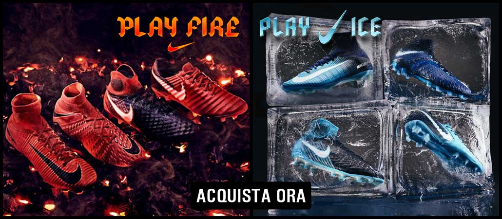 Nike play fire play ice