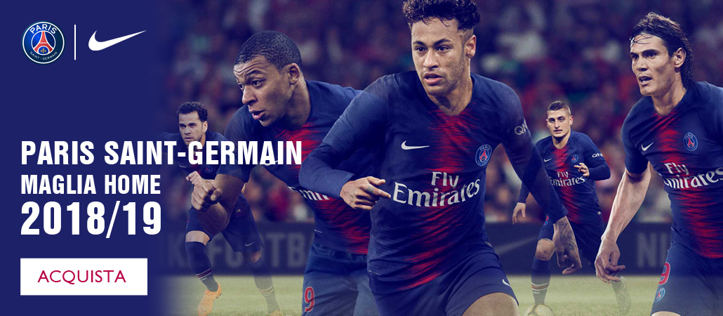 PSG Home kit 2018/19